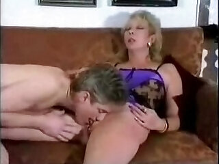 german mom and son