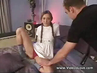 Tiffany Holiday Babysitter with Pigtails