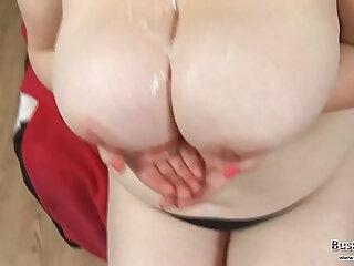 BBW Scarlett Sucks Juggs Fucks