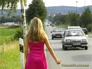 Picked up German amateur Teen for DP