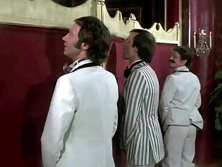 Gloryhole Orgy In The Sign of The Lion 1976 Sex Scene