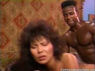 Jade East classic interracial fucking