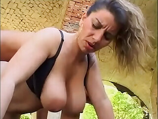 Busty women targeted and banged by horny men  18