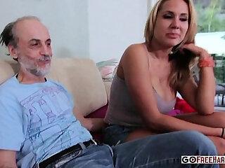 Alanah Rae Dirty Old Man Lucks
