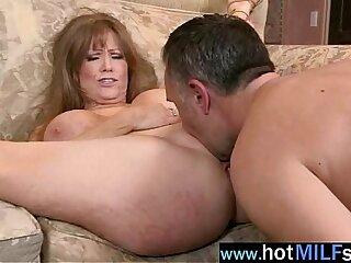 Mature Lady Performing Amazing Sex On Hard Long hard black Dick video