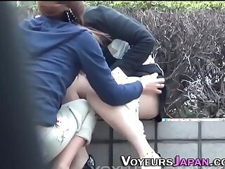Japanese chick pisses