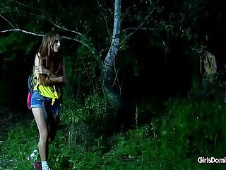 Babe lost in the woods