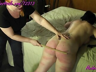Heidee Loves Spanking Deannas Ass Trailer