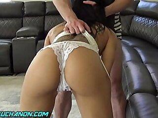 Gia Gets Her Throat Destoyed Puke Throat Fuck