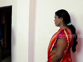 Mallu Aunty With her Husband Friend Romance New Telugu Short Films