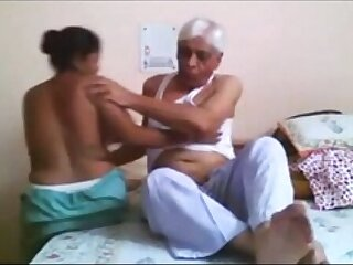 Desi Maid Fucked really Hard By Old Uncle