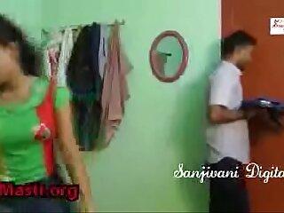 Student Enjoy Romantic Dream with Teacher .