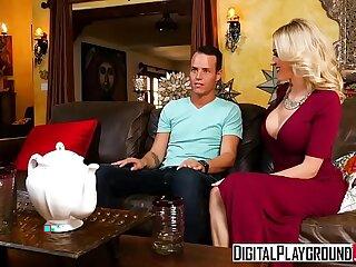 DigitalPlayground My Moms Best Friend anally with Blake Morgan, Justin Hunt
