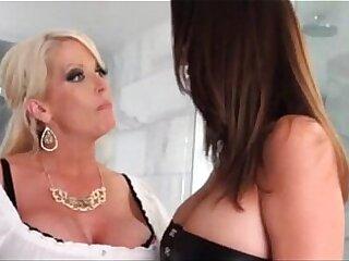wife confronts husbands mistress