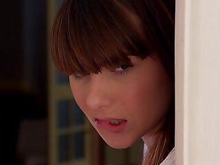 Horny Young Students Luna Rival Rebecca Volpetti Fucked By Doctor At Home