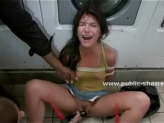 Teen is humiliated and abused
