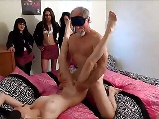 College Fraternity Made Me Fuck My Uncle