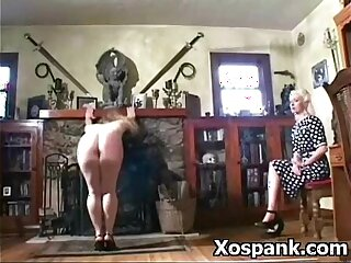 Alluring Spanking Milf Fucking