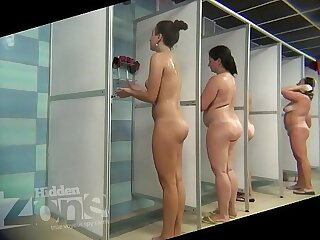 Peeping in the shower room