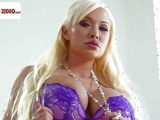 Summer Brielle Purple Passion Full HD