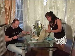 Geile Thai Hausfrau fickt ehemann
