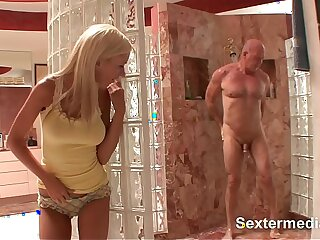 Amazing nasty cooch of Teen pussy is waiting wide open to get fat cock pound it